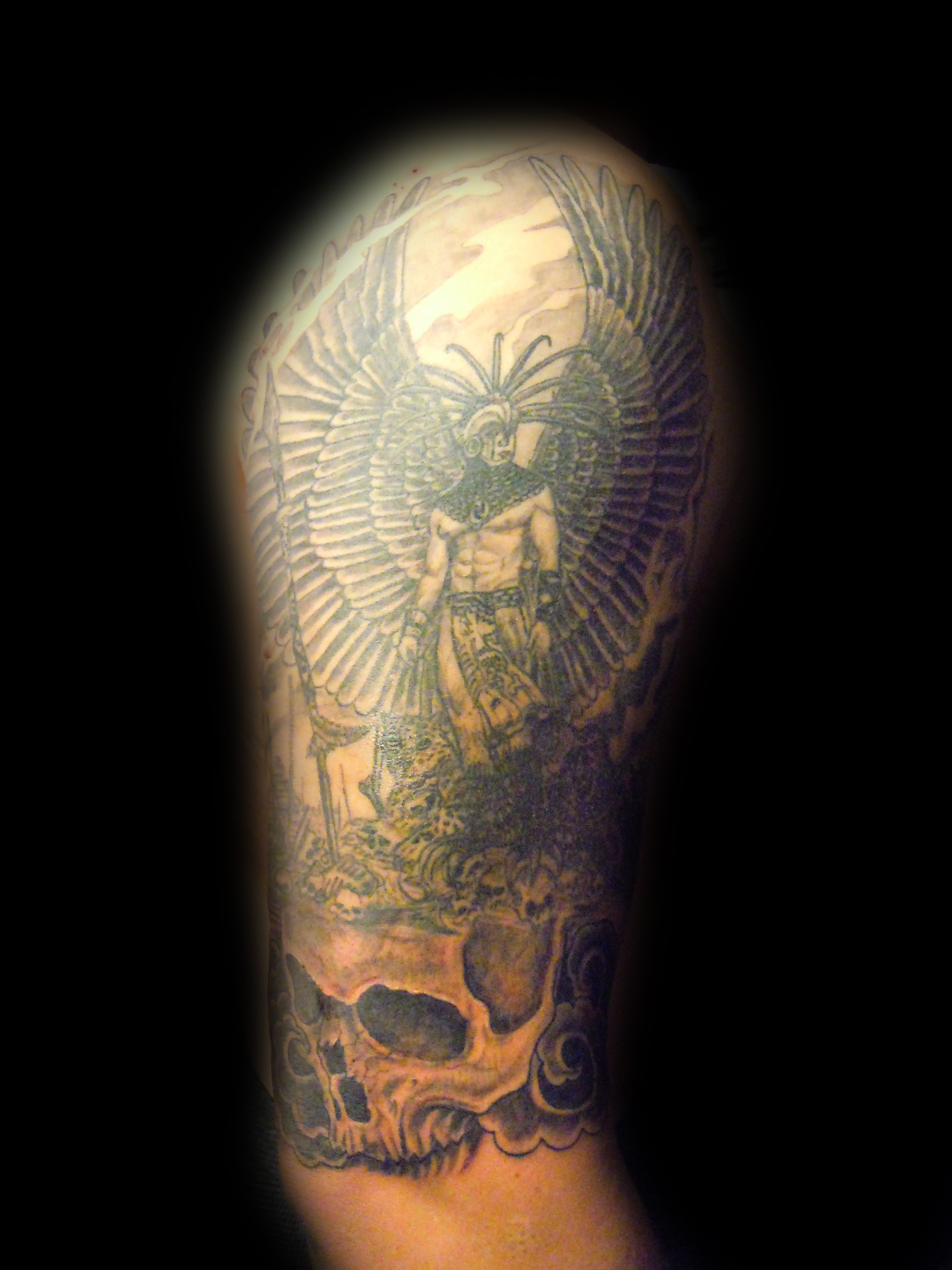 Tattoos by Nick James | hungryboyinc